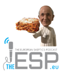 TheESP - Ep. #147 - Frankie eats lasagna, heroes of science comm & Spanish government fighting CAM