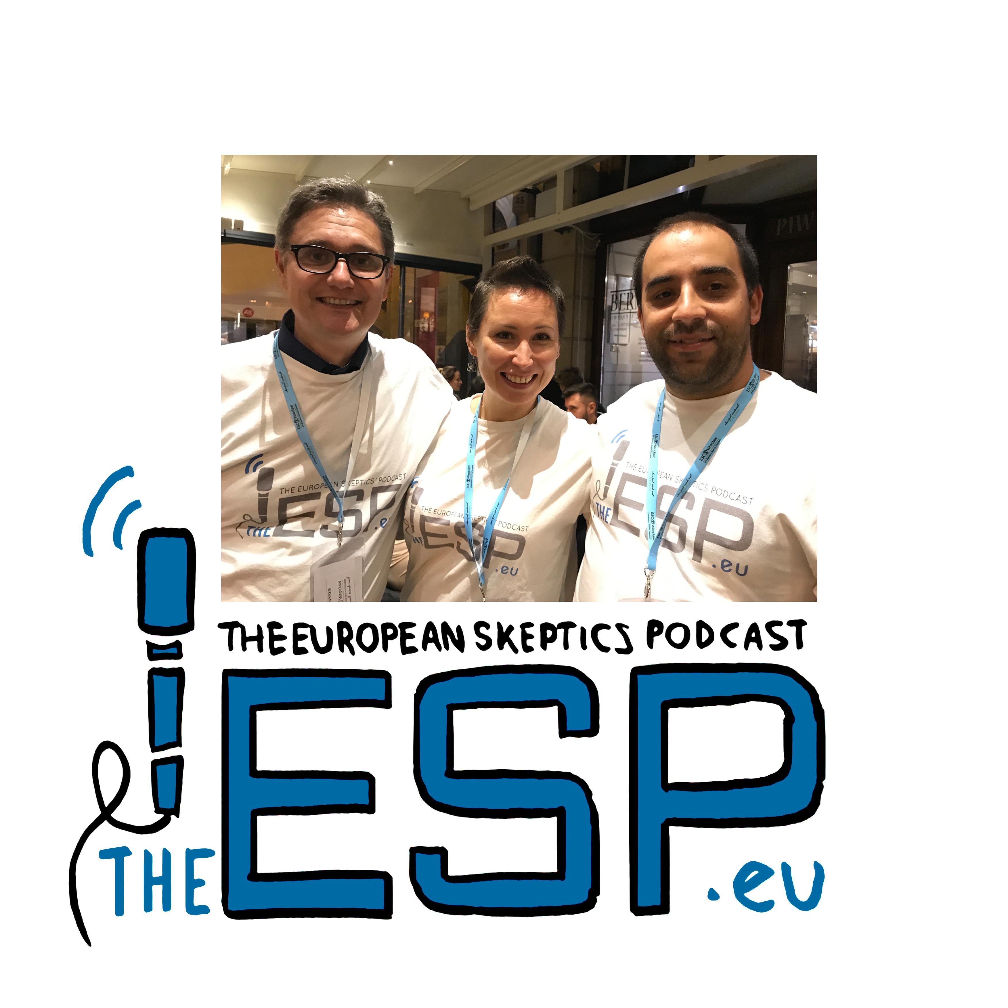 TheESP - Ep. #189 - with Massimo Polidoro