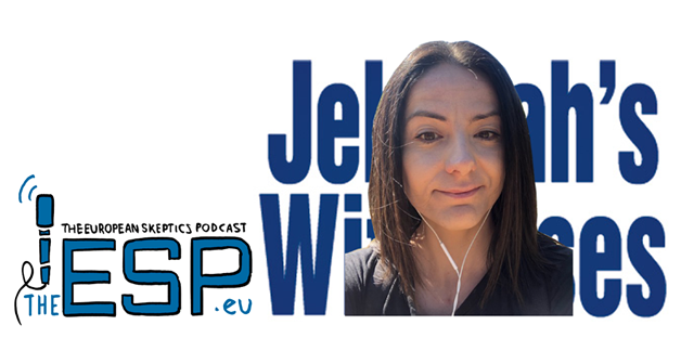 TheESP - Ep. #198 - Jehovah's Witnesses w Lydia Finch