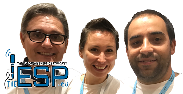 TheESP – Ep. #188 – European Skeptics Congress 2019, part 2