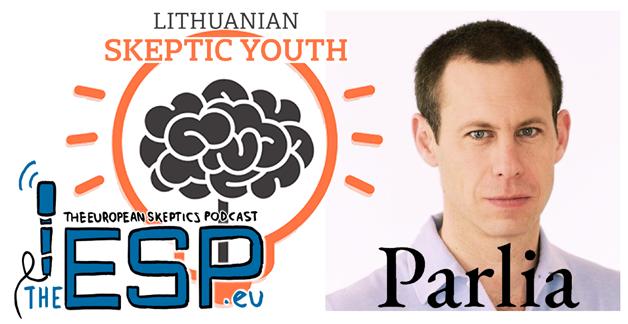 TheESP - Ep. #213 - Double feature - Lithuanian Skeptics plus Parlia.com