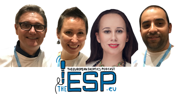 TheESP - Ep #217 - Online skepticism vs politics and miracles