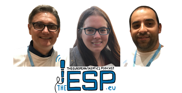 TheESP - Ep. #220 - A crazy world of COVIDcidences