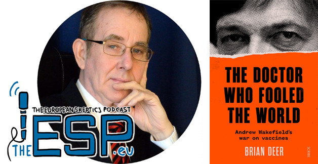 TheESP – Ep. #238 – Brian Deer and The Doctor Who Fooled the World
