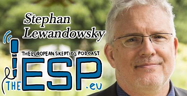 TheESP – Ep. #247 – Stephan Lewandowsky