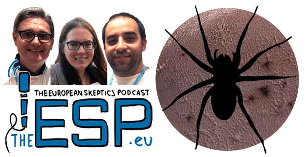TheESP – Ep. #269 – Spiders from Mars