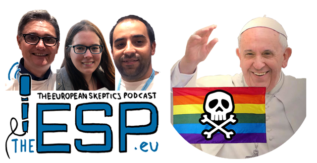 TheESP – Ep. #280 – No Gays, Please! We're Catholic